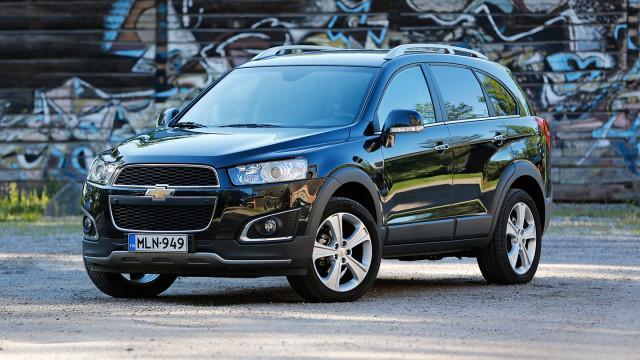Koeajo: Chevrolet Captiva