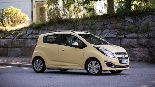 Koeajo: Chevrolet Spark