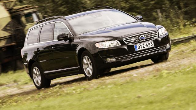 Koeajo: Volvo V70