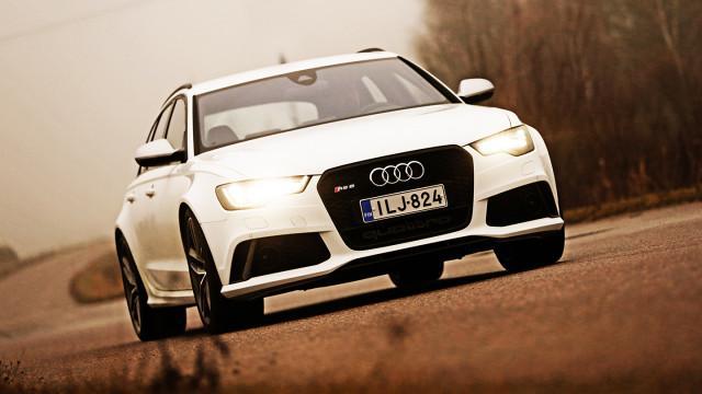 Koeajo: Audi RS 6