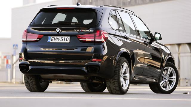 Koeajo: BMW X5