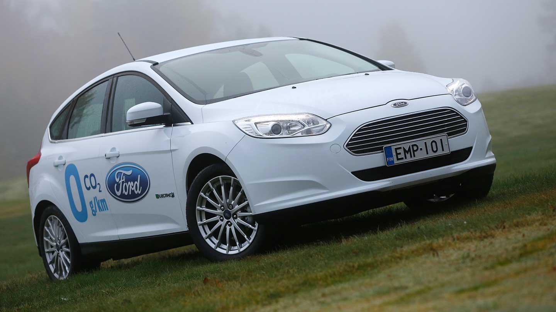 Ford Focus Koeajo