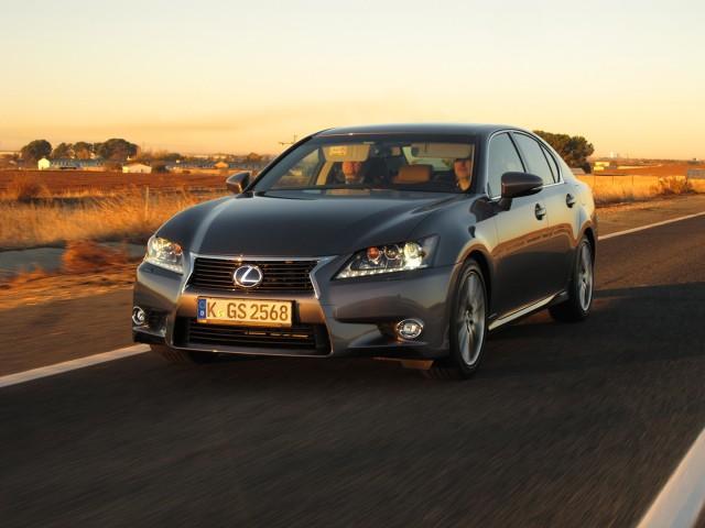 Koeajo: Lexus GS