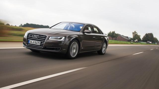 Koeajo: Audi A8