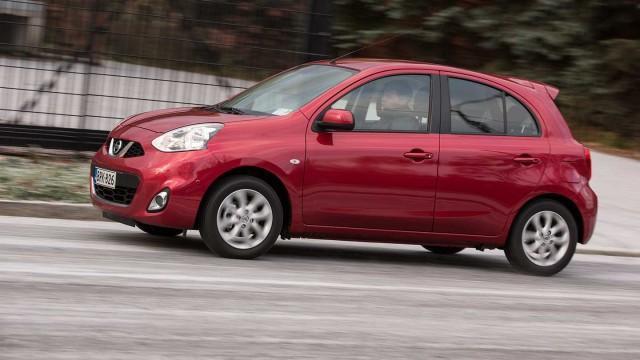 Koeajo: Nissan Micra