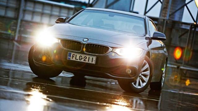 Koeajo: BMW 420d Coupé