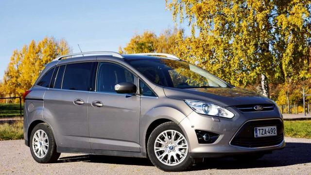 Koeajo: Ford Grand C-MAX