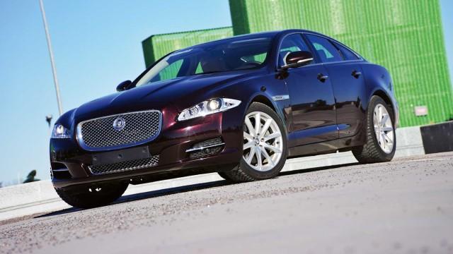 Koeajo: Jaguar XJ