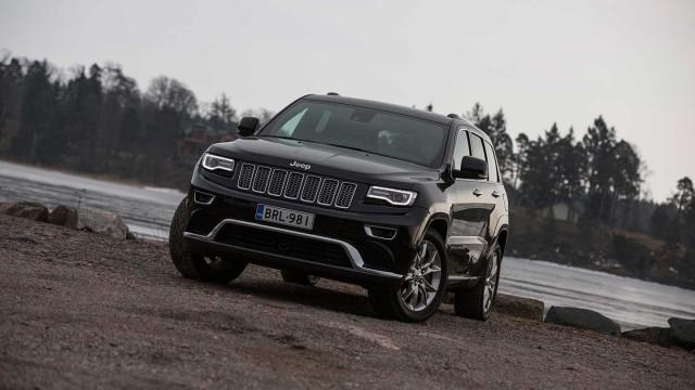 Koeajo: Jeep Grand Cherokee