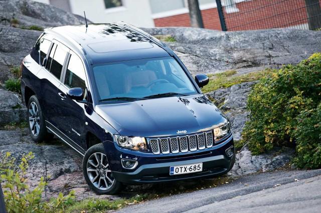 Koeajo: Jeep Compass
