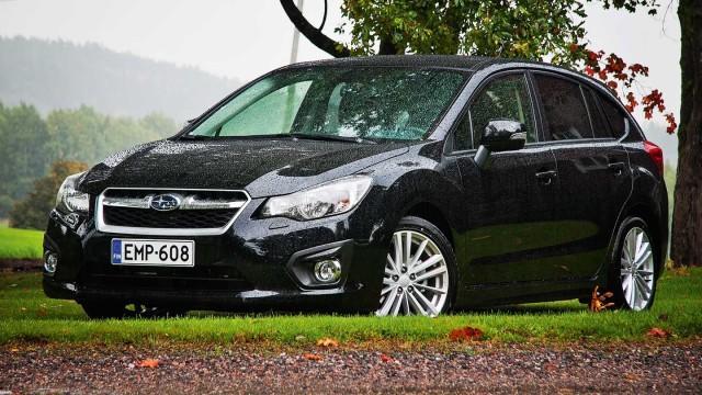 Koeajo: Subaru Impreza