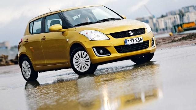 Koeajo: Suzuki Swift