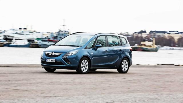 Koeajo: Opel Zafira Tourer Enjoy