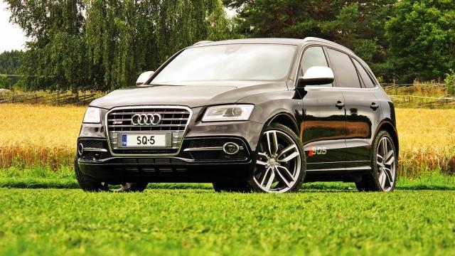 Koeajo: Audi SQ5