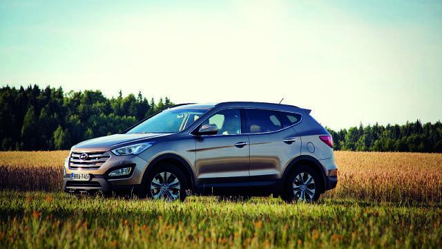 Koeajo: Hyundai Santa Fe