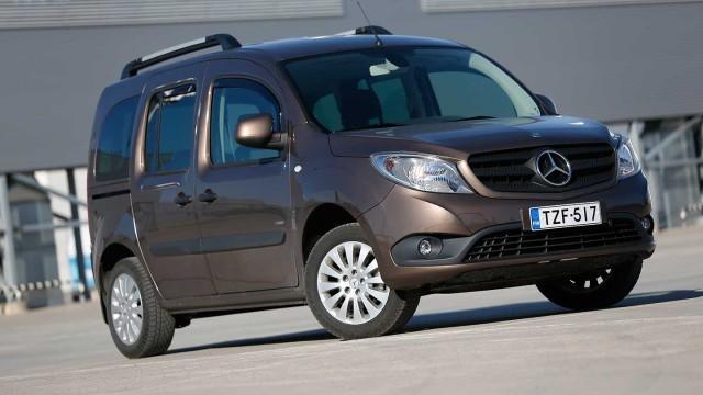 Koeajo: Mercedes-Benz Citan