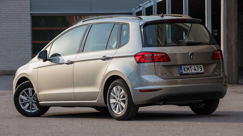 Volkswagen Golf Mitat