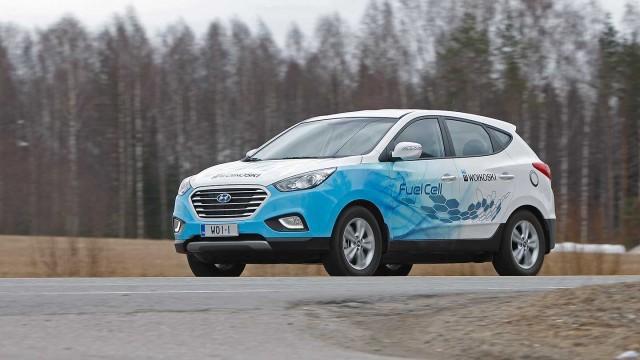 Koeajo: Hyundai ix35