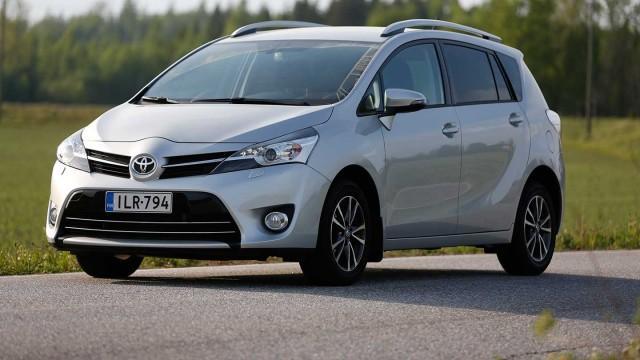 Koeajo: Toyota Verso