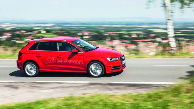 Koeajo: Audi A3 e-tron