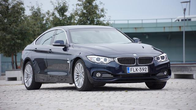 Koeajo: BMW 420i