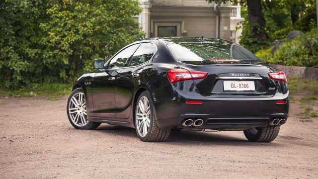 Koeajo: Maserati Ghibli