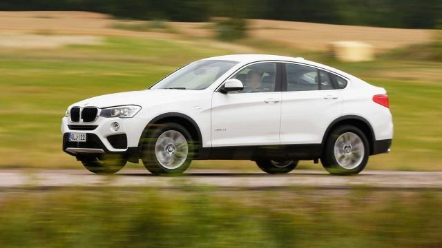 Koeajo: BMW X4