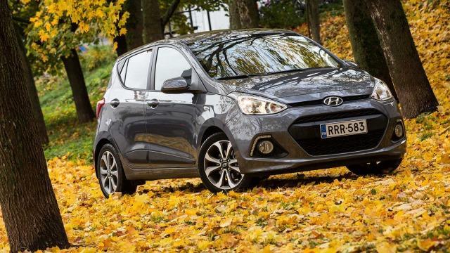 Koeajo: Hyundai i10