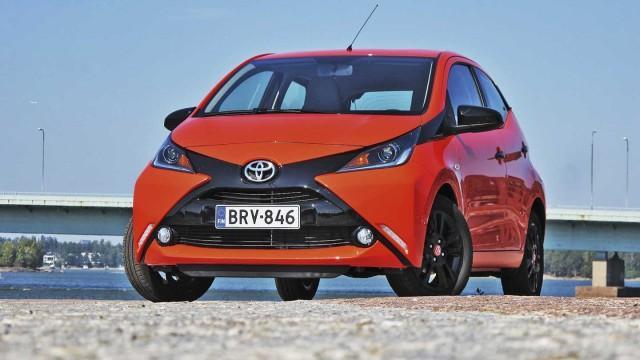 Koeajo: Toyota Aygo