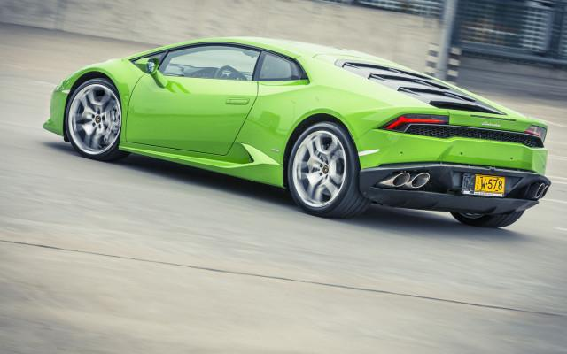 Koeajo: Lamborghini Huracán