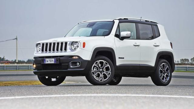 Koeajo: Jeep Renegade
