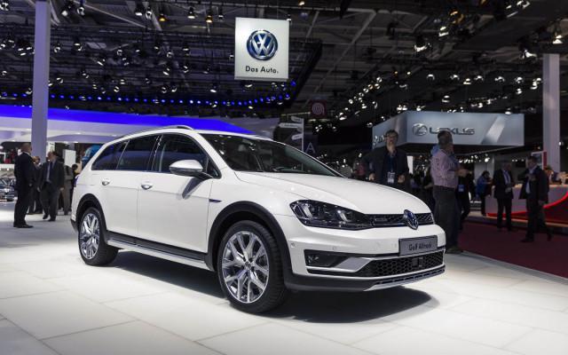 Volkswagen Golf Alltrack >> Volkswagen Golf Alltrack