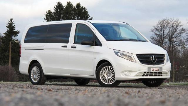Koeajo: Mercedes-Benz Vito
