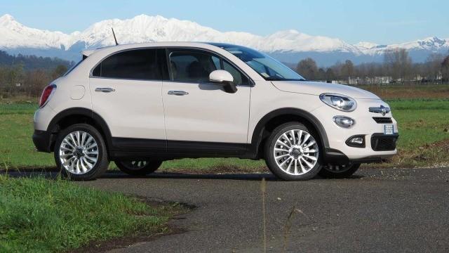 Koeajo: Fiat 500 X