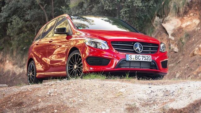 Koeajo: Mercedes-Benz B220