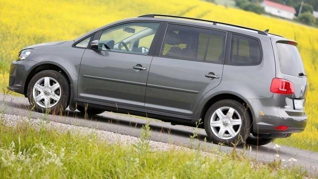 Koeajo: Volkswagen Touran