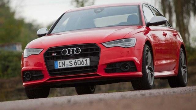 Koeajo: 450 hevosvoimainen Audi S6