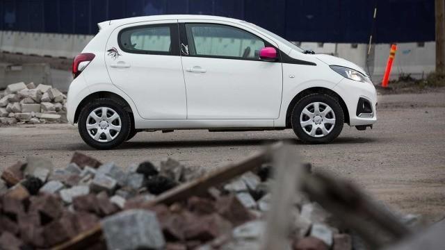 Koeajo: Peugeot 108