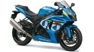 Suzuki GSX-R1000 Halvin 1 384 € Kallein 3 685 € Ero 2 301 €