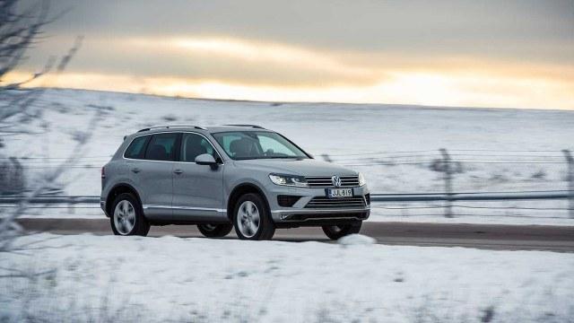 Koeajo: uusiutunut Volkswagen Touareg
