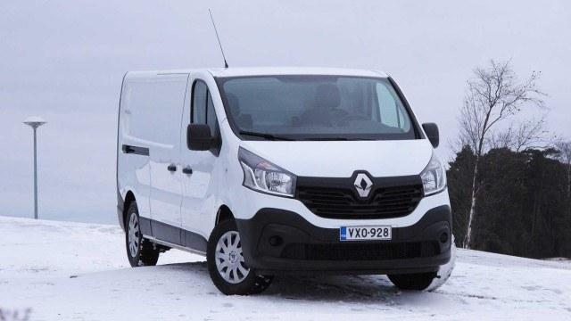 Koeajo: uudistunut peruspaku Renault Trafic
