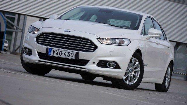 Koeajo: hybridi Ford Mondeo