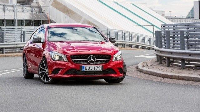 Koeajo: Mercedes-Benz CLA