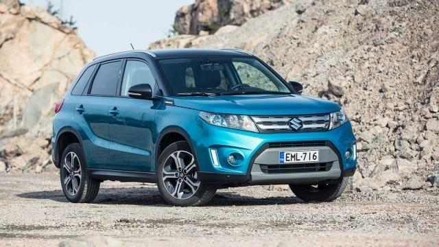 Koeajo: uusi Suzuki Vitara