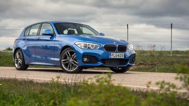 Koeajo: jämäkkä BMW 118dA