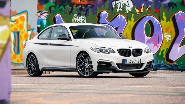 Koeajo: ajattoman tyylikäs BMW M235iA