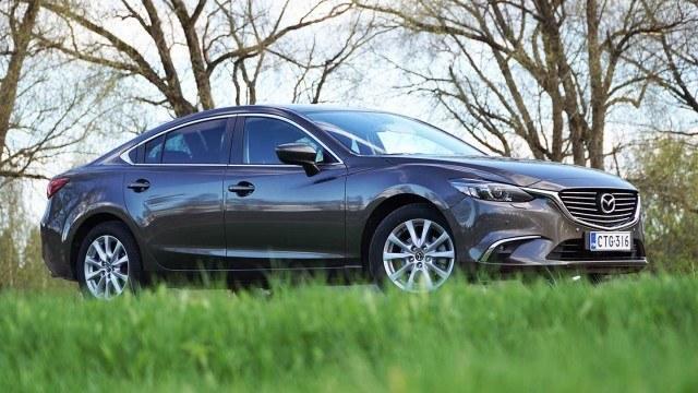 Koeajo: päivitetty Mazda6