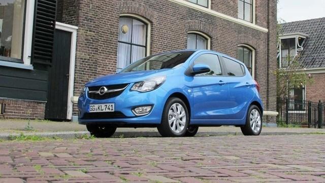 Koeajo: kaupunkiautoksi tilava Opel Karl