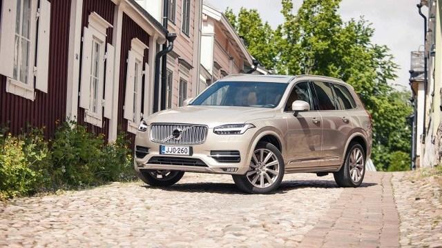 Koeajo: tulevaisuuden Volvo XC90