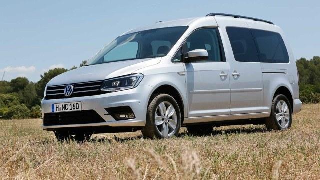 Koeajo: uudistunut Volkswagen Caddy